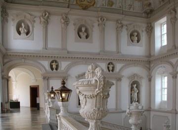 Göttweig_Stiegenhaus