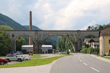 Die Lueger-Brücke (© Elisabeth Vavra)