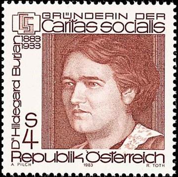 Hildegard Burjan - Gründerin Caritas Socialis