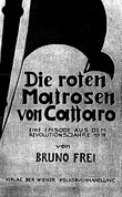 Buchcover Bruno Frei