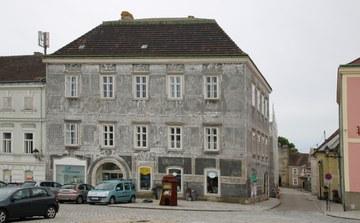 Retz_Sgrafittohaus