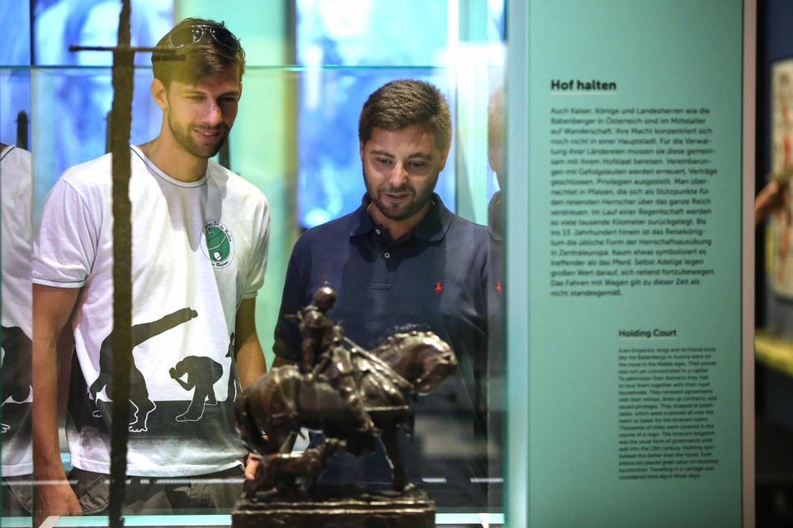 © NÖ Museum Betriebs GmbH, Foto: Volker Weihbold